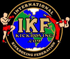 International Kick Boxing Federation Logo
