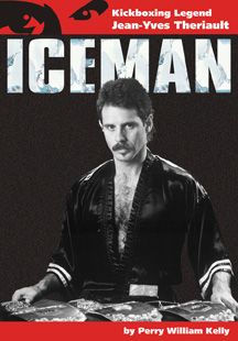 Jean Yves Theriault Iceman Cover