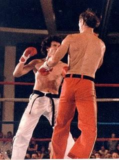 Joe Corley vs Bill Wallace