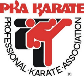 Professional Karate Association Logo