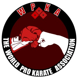 The World pro Karate Association Logo