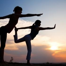 Α.Σ. Αστραπή Πατρών - Partner Yoga