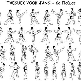 Tae kwon do - 6ο poomsae